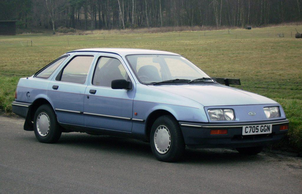 Sierra Hatchback Mk1
