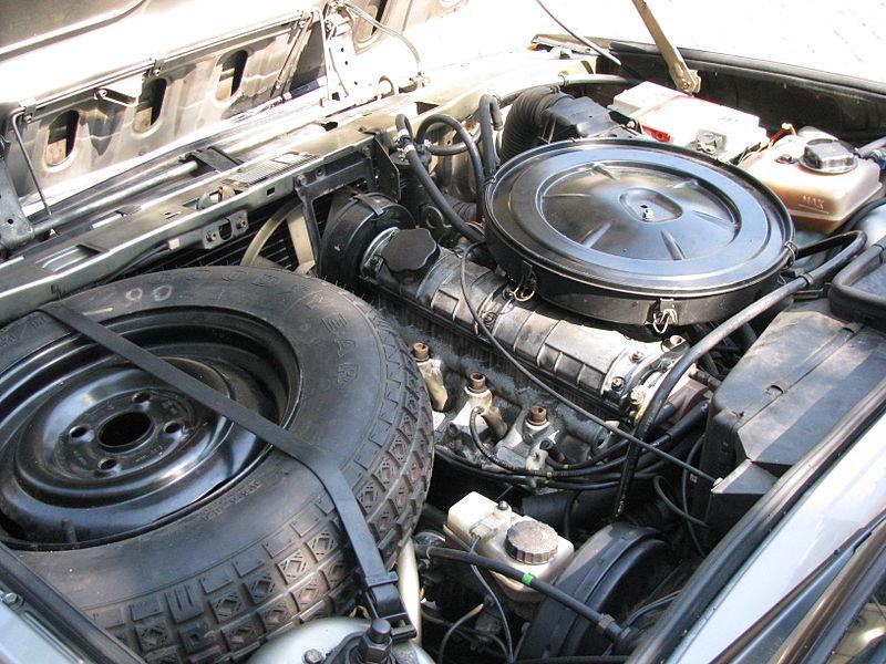 Двигатель Renault F2N