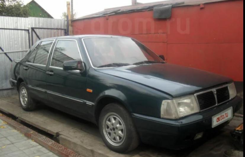 Lancia Thema 1